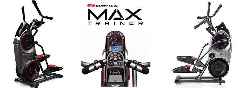 Bowflex MAX Trainer M5 le vélo elliptique du futur